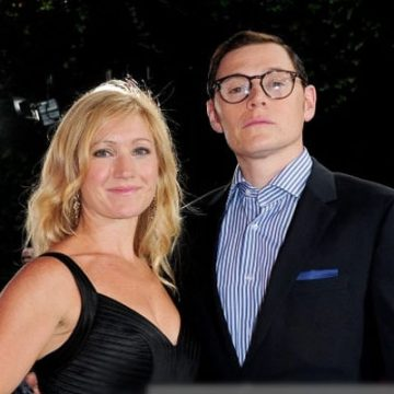 Take A Look Into Actor Burn Gorman's Family. He Is A Married Man And Has Three Children