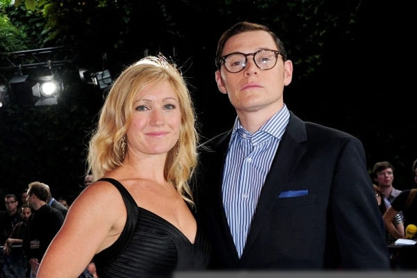 Burn Gorman's wife Sarah Beard