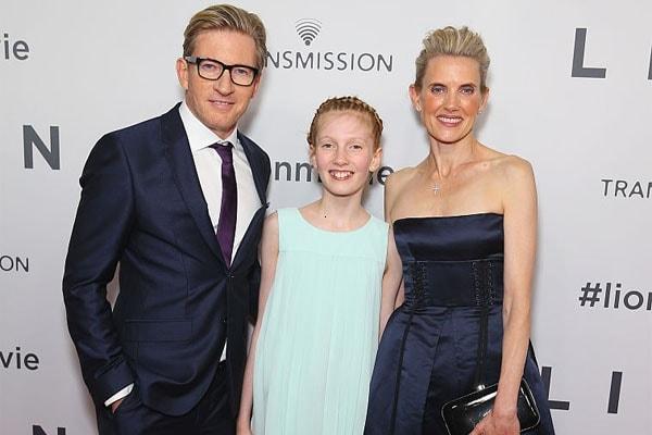 David Wenham's Children, Millie Wenham and Eliza Jane Wenham