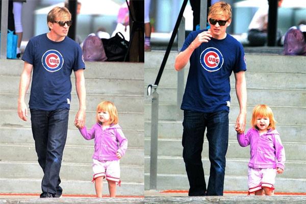 David Wenham's daughter Millie Wenham