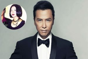 Donnie Yen's ex-wife, Zing-Ci Leung