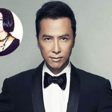 Where Is Donnie Yen's Ex-wife Zing-Ci Leung Now? Were Married For Two Years