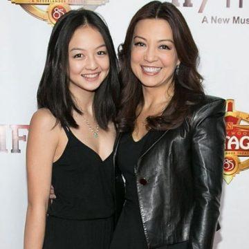 Meet Michaela Zee – Photos Of Eric Michael Zee's Daughter With Wife Ming-Na Wen