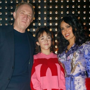 Meet Valentina Paloma Pinault – Photos Of François-Henri Pinault's Daughter With Wife Salma Hayek