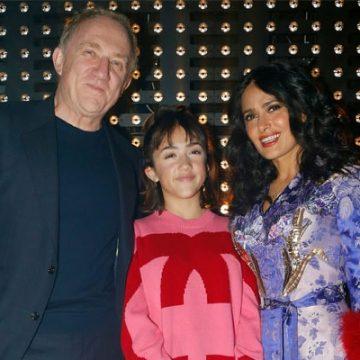 Meet Valentina Paloma Pinault – Photos Of François-Henri Pinault's Daughter With Wife Salma Hayek