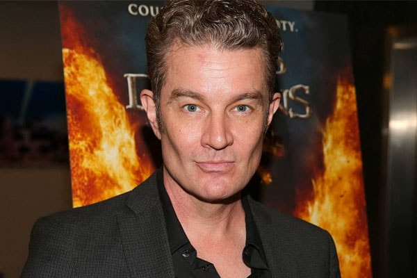 James Marsters and Liane Davidson's marriage