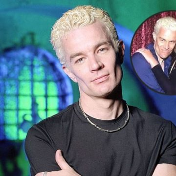 Where Is James Marsters' Ex-Wife Liane Davidson Now? Were Married From 1989 To 1997