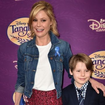 Meet Oliver McLanahan Phillips – Photos Of Julie Bowen's Son With Ex-husband Scott Phillips