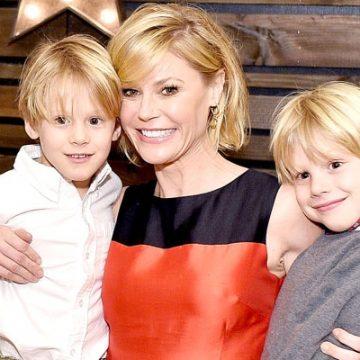 Meet Gustav Phillips And John Phillips – Photos Of Julie Bowen's Twin Sons With Ex-husband Scott Phillips