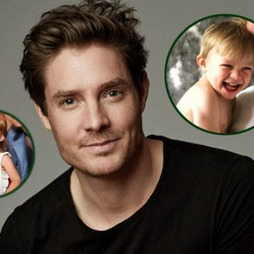 Did You Know British Actor Max Brown Is A Father Of Two?