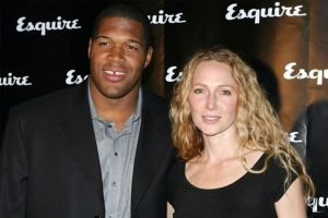 Michael Strahan's ex-wife Jean Muggli