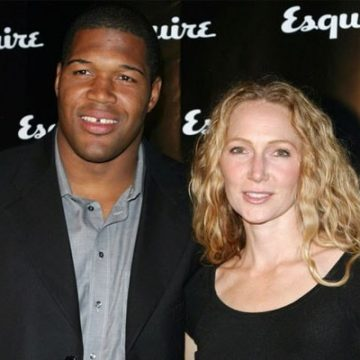 Where Is Michael Strahan's Ex-Wife Jean Muggli Now? Mother Of Michael's Twin Daughters