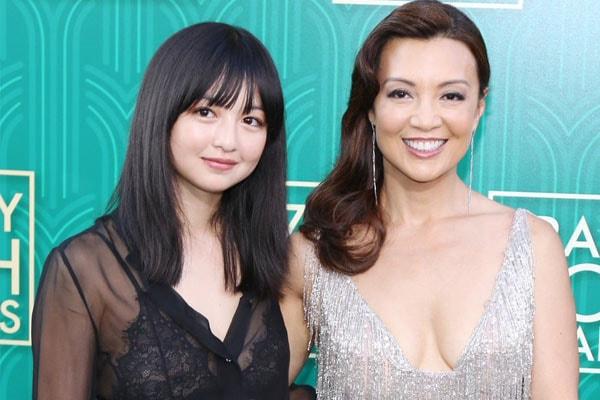 Michaela Zee's mother Ming-Na Wen