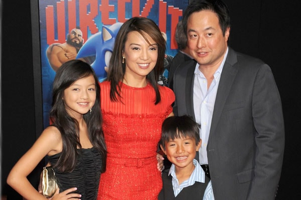 Michaela Zee's parents, Eric Michael Zee and Ming-Na Wen