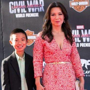 Meet Cooper Dominic Zee – Photos Of Ming-Na Wen's Son With Husband Eric Michael Zee