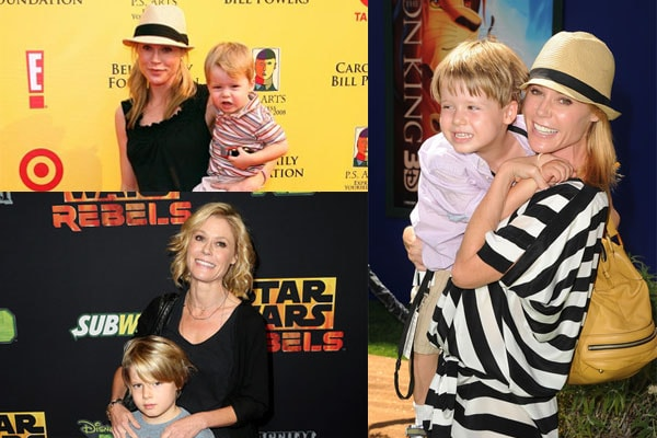 Oliver McLanahan Phillips's mother Julie Bowen