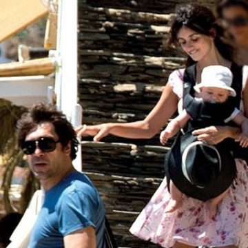 Meet Leo Encinas Cruz – Photos Of Penélope Cruz's Son With Husband Javier Bardem