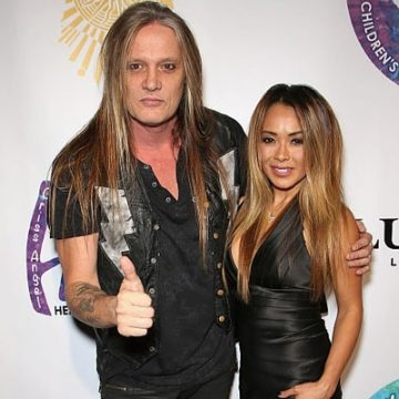 Know All About Sebastian Bach's Wife Suzanne Le