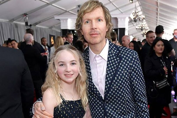 Singer Beck's daughter Tuesday Hansen