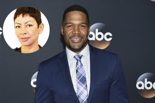 Wanda Hutchins's ex husband Michael Strahan