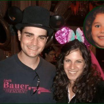 Meet Leeya Eliana Shapiro – Photos Of Ben Shapiro's Daughter With Wife Mor Shapiro