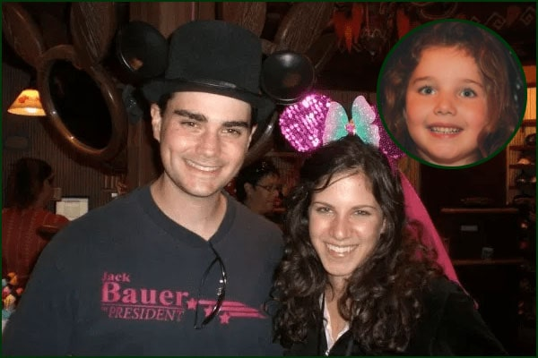 Ben Shapiro's daughter Leeya Eliana Shapiro
