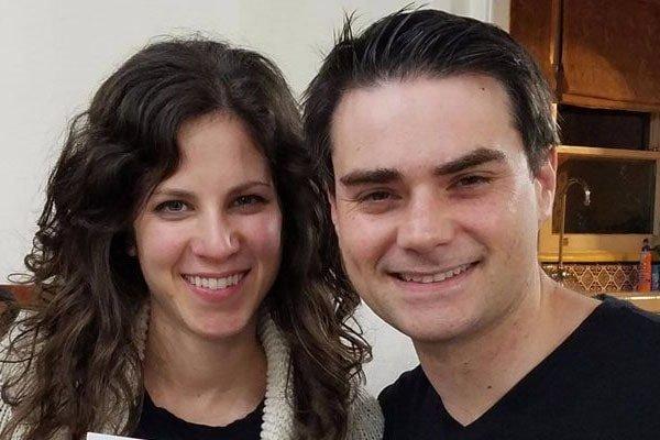 Ben Shapiro's wife Mor Shapiro