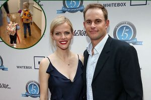 Brooklyn Decker's children Hank Roddick and Stevie Roddick
