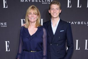 Cheryl Tiegs' son Zachary Peck