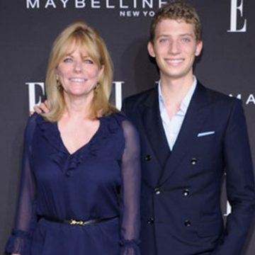 Meet Zachary Peck – Photos Of Cheryl Tiegs' Son With Ex-Husband Anthony Peck