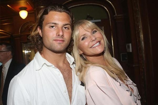 Christie Brinkley's son Jack Paris Brinkley Cook