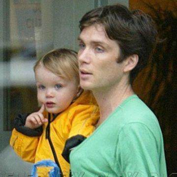 Meet Malachy Murphy – Photos Of Cillian Murphy's Son With Wife Yvonne McGuinness