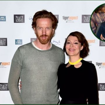 Meet Gulliver Lewis – Photos Of Damian Lewis' Son With Wife Helen McCrory