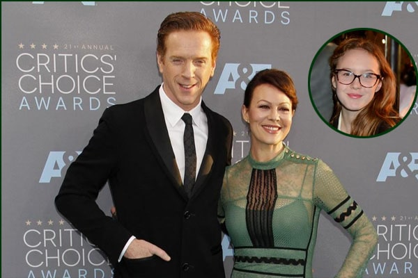 Damian Lewis' Daughter Manon McCrory-Lewis