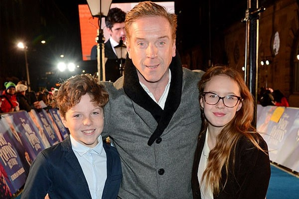 Actor, Damian Lewis daughter Manon McCrory Lewis