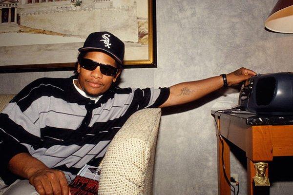 Eazy-E's child Raven Wright