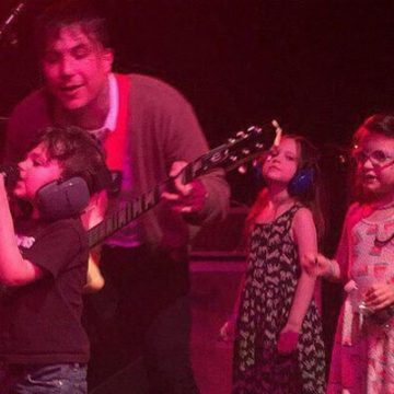 Frank Iero Is A Father Of 3 Children. Know More About His Kids