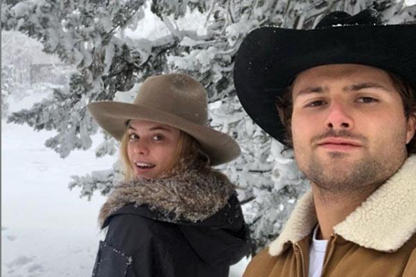 Jack Paris Brinkley Cook's relationship Nina Agdal