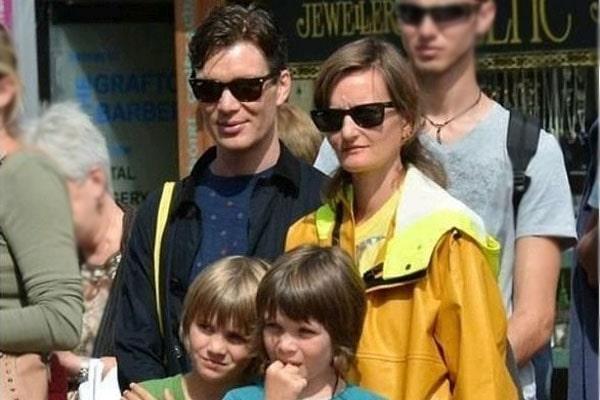 Malachy Murphy's family