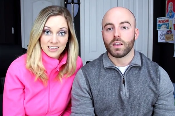 Matthew Santoro's ex-girlfriend Nicole Arbour