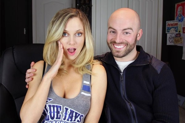 Matthew Santoro's girlfriend Nicole Arbour