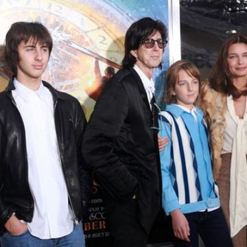 Meet Oliver Orion Ocasek And Jonathan Raven Ocasek – Photos Of Ric Ocasek's Sons With Ex-Wife Paulina Porizkova