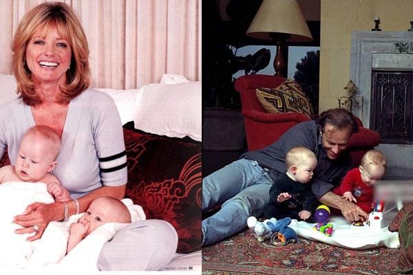 Rod Stryker's sons Jaden Stryker And Theo Stryker