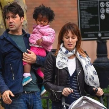 Meet Gracie James Livingston – Photos Of Rosemarie DeWitt's Daughter With Husband Ron Livingston