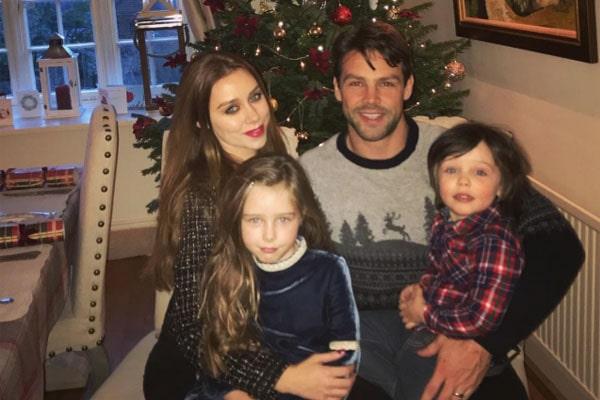 Una Healy's Children, Tadhg John Foden, Aoife Belle Foden