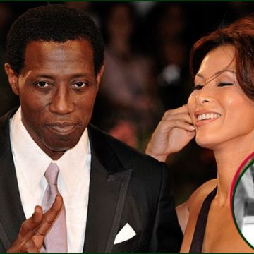 Meet Alaafia Jehu-T Snipes – Photos Of Wesley Snipes' Son With Wife Nakyung Park