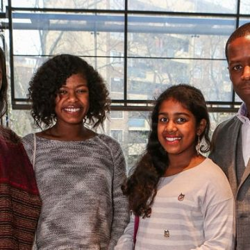 Meet Adrian Lester's Daughters Jasmine Lester And Lila Lester