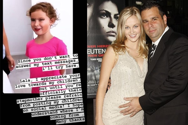 Ambyr Childers' daughter London Emmett