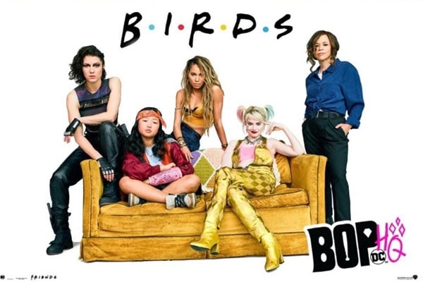 DC's Birds Of Prey