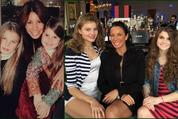 Danielle Staub's children, Jillian Staub and Christine Staub